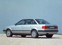 Фото авто Audi 80 8C/B4, ракурс: 135 цвет: серебряный