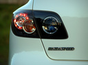 Фото авто Mazda Axela BK, ракурс: шильдик