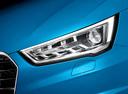 Фото авто Audi A1 8X [рестайлинг], ракурс: передние фары
