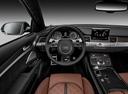 Фото авто Audi S8 D4 [рестайлинг], ракурс: рулевое колесо