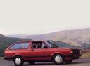 Фото авто Volkswagen Fox 1 поколение, ракурс: 270