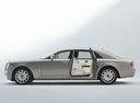 Фото авто Rolls-Royce Ghost 1 поколение, ракурс: 90 цвет: серебряный