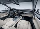 Фото авто Audi A7 C8, ракурс: торпедо