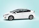 Фото авто Toyota Prius 3 поколение, ракурс: 90