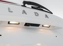 Фото авто ВАЗ (Lada) XRAY 1 поколение, ракурс: шильдик цвет: белый