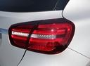 Фото авто Mercedes-Benz GLA-Класс X156 [рестайлинг], ракурс: задние фонари цвет: серебряный