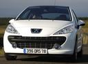 Фото авто Peugeot 207 1 поколение,  цвет: белый