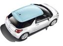 Фото авто Citroen DS3 1 поколение, ракурс: сверху цвет: белый
