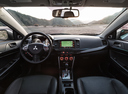 Фото авто Mitsubishi Lancer X [2-й рестайлинг], ракурс: торпедо