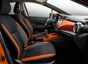 Фото авто Nissan Micra K14, ракурс: сиденье