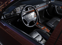 Фото авто Mercedes-Benz E-Класс W124 [рестайлинг], ракурс: рулевое колесо