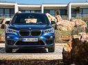 Фото авто BMW X1 F48,  цвет: синий
