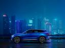 Фото авто Jaguar F-Pace 1 поколение, ракурс: 90 цвет: синий