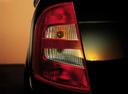 Фото авто Skoda Fabia 6Y, ракурс: задние фонари
