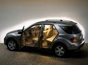 Фото авто Mercedes-Benz M-Класс W164, ракурс: салон целиком