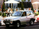 Фото авто Nissan Terrano R20, ракурс: 45