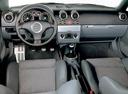 Фото авто Audi TT 8N, ракурс: торпедо