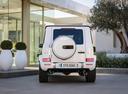 Фото авто Mercedes-Benz G-Класс W464, ракурс: 180 цвет: белый