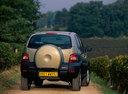 Фото авто Renault Scenic 1 поколение [рестайлинг], ракурс: 180