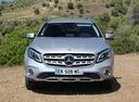 Фото авто Mercedes-Benz GLA-Класс X156 [рестайлинг],  цвет: серебряный