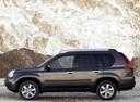 Фото авто Nissan X-Trail T31, ракурс: 90 цвет: мокрый асфальт