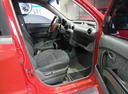 Фото авто Kia Visto 1 поколение, ракурс: сиденье