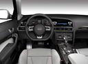 Фото авто Audi RS 6 C6, ракурс: торпедо