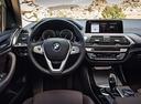 Фото авто BMW X3 G01, ракурс: торпедо
