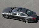 Фото авто Mercedes-Benz CL-Класс C216 [рестайлинг], ракурс: сверху цвет: серый