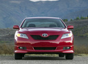 Фото авто Toyota Camry XV40,  цвет: красный