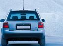 Фото авто Audi A6 4B/C5, ракурс: 180 цвет: серебряный