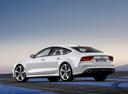 Фото авто Audi RS 7 4G, ракурс: 135 цвет: белый