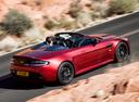 Фото авто Aston Martin Vantage 3 поколение [2-й рестайлинг], ракурс: 225 цвет: красный