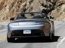 Фото авто Aston Martin Vantage 3 поколение [2-й рестайлинг], ракурс: 180 цвет: серый