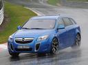 Фото авто Opel Insignia A, ракурс: 45 цвет: голубой