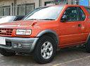 Фото авто Isuzu Rodeo 1 поколение, ракурс: 45