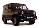 Фото авто УАЗ Hunter 1 поколение, ракурс: 315 - рендер цвет: черный