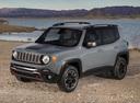 Фото авто Jeep Renegade 1 поколение, ракурс: 45 цвет: серый