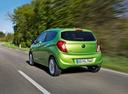 Фото авто Opel Karl 1 поколение, ракурс: 135 цвет: салатовый