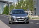 Фото авто Mazda 5 CW,  цвет: серебряный
