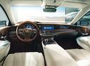 Фото авто Lexus LS 5 поколение, ракурс: приборная панель