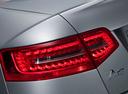 Фото авто Audi A6 4F/C6 [рестайлинг], ракурс: задние фонари цвет: серебряный