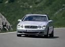 Фото авто Mercedes-Benz CL-Класс C215 [рестайлинг], ракурс: 45