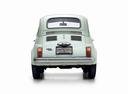 Фото авто Fiat 500 1 поколение, ракурс: 180