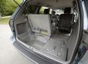 Фото авто Toyota Sienna 2 поколение [рестайлинг], ракурс: багажник