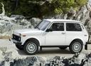Новый ВАЗ (Lada) 4x4, белый , 2017 года выпуска, цена 481 900 руб. в автосалоне Димар-Викинги