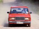Фото авто ВАЗ (Lada) 2107 1 поколение,  цвет: красный