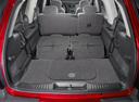 Фото авто Chevrolet TrailBlazer 1 поколение, ракурс: багажник