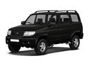 Подержанный УАЗ Patriot, черный , цена 450 000 руб. в Челябинской области, отличное состояние