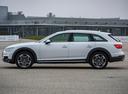 Фото авто Audi A4 B9, ракурс: 90 цвет: белый